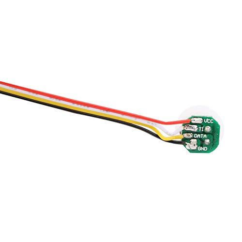Sensor infrarrojo 5V-24VDC para luz 1.5A Sensor de Movimiento 120 ° Sensor infrarrojo Humano TDL-799K Sensor infrarrojo para almacenes para sótanos