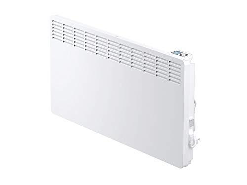 Stiebel Eltron Wand-Konvektor CNS 250 Trend für ca. 25 m², 2,5 kW, LC-Display, Wochentimer, Offene Fenster Erkennung, 236529