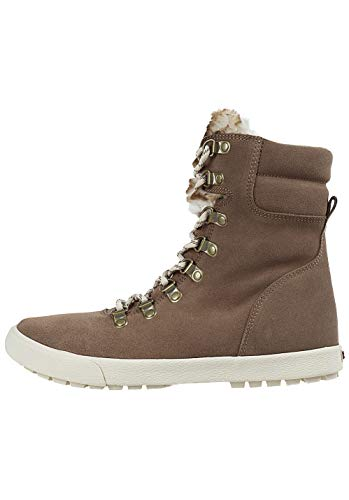 Roxy Anderson Lace-up Boots for Women, Botines Femme, Marron (Brown BRN), 41 EU
