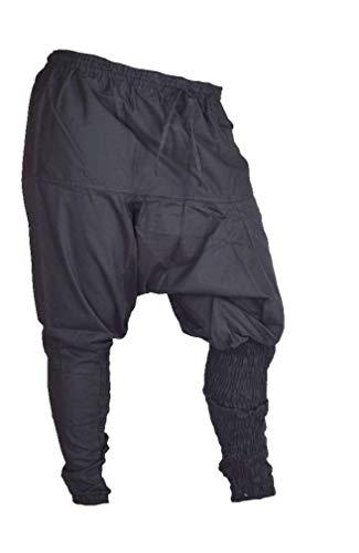 Induswelt Pantalones bombachos tipo harén parkour,...