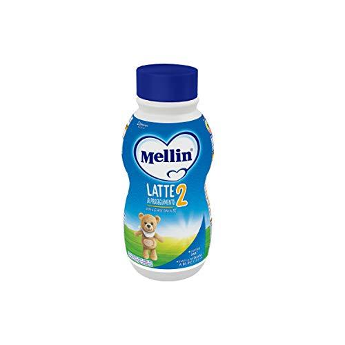 Mellin 2 Latte di Proseguimento Liquido - 12 Bottiglie da 500 ml