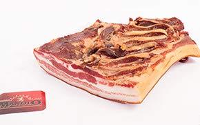 Panceta de cerdo curada y ahumada Embutidos Manolo 1Kg