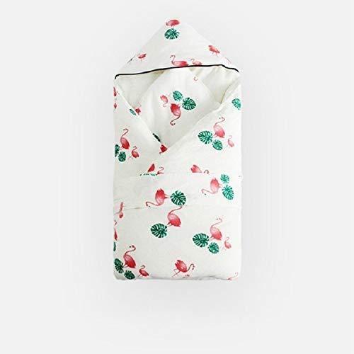 QWERTYU LIFUQIANGME tas voor kinderen Che Dorme Primavera en herfst warme dikke slaapzak slaapzak winterdeken quilt kan strand, stijl: dik flamingo
