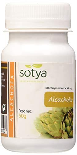 Sotya - Alcachofera 100 comprimidos