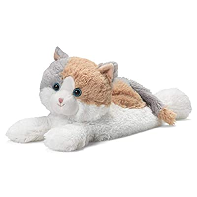 Intelex Warmies Microwavable French Lavender Scented Plush, Calico Cat Warmies