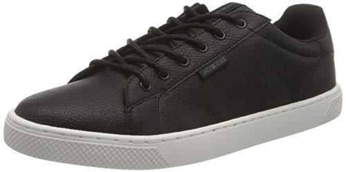 JACK & JONES Herren JRTRENT PU Anthracite 19 Sneaker, 39 EU
