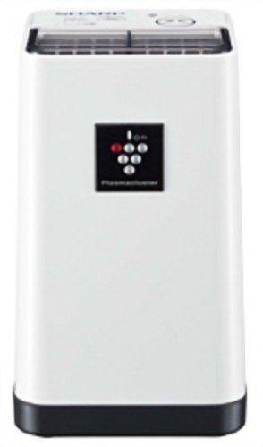 SHARP高濃度プラズマクラスター搭載イオン発生機ポータブルタイプホワイト系IG-C20-W
