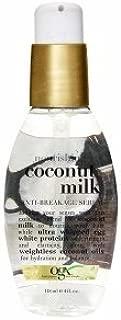 Organix Nourishing Coconut Milk Anti-Breakage Serum (2 pack)
