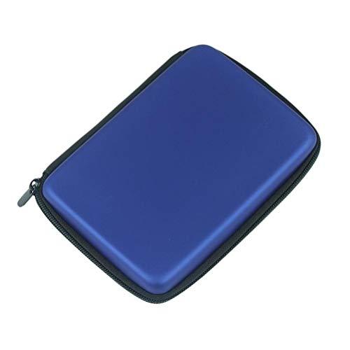 Renquen 1 unidad de disco duro externo portátil de 1 TB, 2 TB, USB para disco duro externo de 2,5 pulgadas para WD Elements Samsung Slimline Toshiba Canvio Basics Seagate 3.0 14 x 10 x 4 cm.