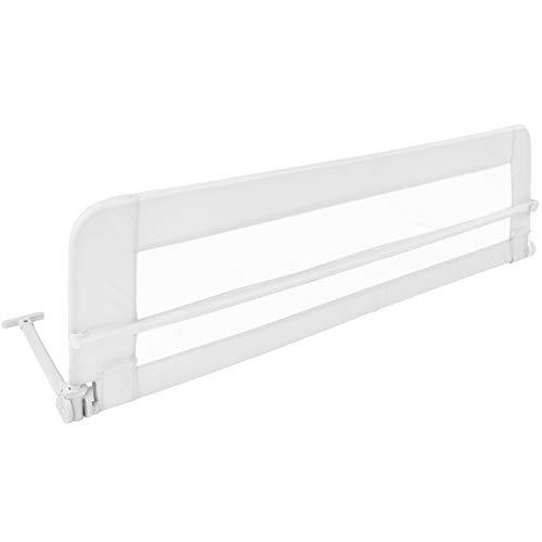 Bettgitter für Kleinkinder - Klappbar, Tragbar, Faltbar, 102/42 cm oder 150/42 cm,...