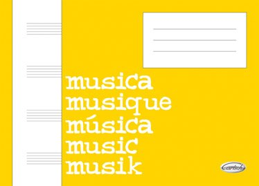 Quaderno di Musica (Block, Cahier de Musique): Noten für Instrument(e)