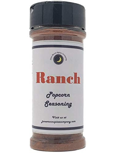 Read About Premium | RANCH Popcorn Seasoning | Large Shaker | Calorie Free | Fat Free | Saturated Fa...