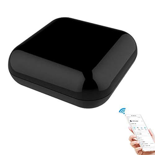 YOUANG Mando a distancia universal RF Wifi por infrarrojos, Hub todo en uno adecuado para la automatización del hogar inteligente, compatible con Alexa y Google Home
