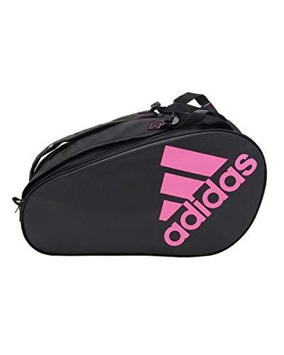 adidas, Unisex-Adult, Negro Fucsia, One Size