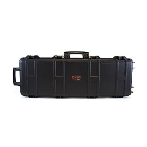 Nuprol Large Rifle Hard Case - Bl
