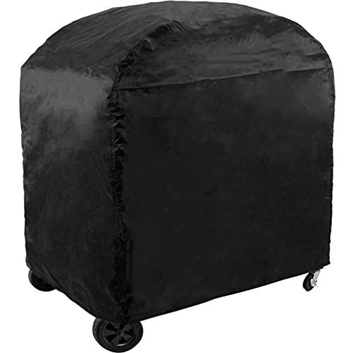 PrimeMatik - Funda para Barbacoa de 145 x 61 x 117 cm Rectangular. Cubierta Protectora Impermeable para BBQ