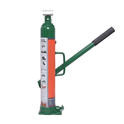 Learn More About Floor Jacks Vertical Hydraulic Jack Pro Lift Trolley Jack  Long Rated Load 3T Auto...