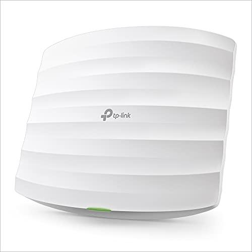 Scopri offerta per TP-Link EAP115 Access Point Wi-Fi N300 Mbps AP Wireless, Supporto PoE 802.3af ,1 Fast LAN, Gestione centralizzata , Captive Portal