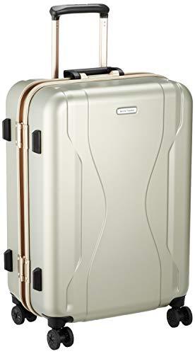 [ワールドトラベラー] スーツケース 日本製 コヴァーラム ベアリング入り双輪キャスター 58L 58 cm 4.6kg ゴールド