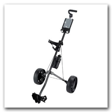 Ben Sayers-Chariot de Golf en acier