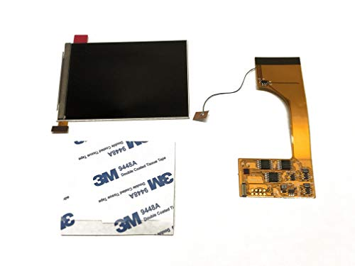 RGRS FunnyPlaying Game Boy Color IPS Full Screen Backlight Mod Kit