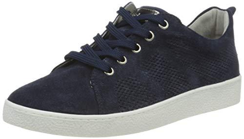 Richter Kinderschuhe Mädchen Rimmel Sneaker, Blau (Atlantic 7200), 31 EU