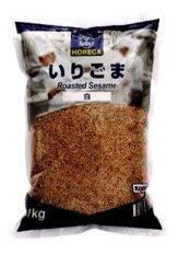 いりごま 黒 1kg /ホレカセレクト(6袋)