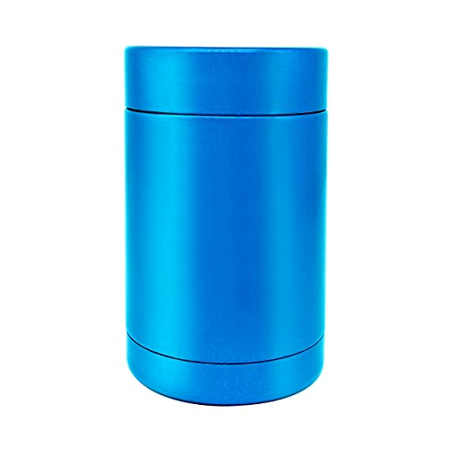 Insulated Can Cooler Double-Walled Stainless Steel Insulator for 12 Oz Beer Bottles Thermocoolers...