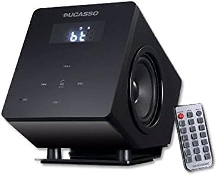 separation shoes 7b471 d1330 Ducasso Black Boy 2 DMS3012BT Bluetooth Speakers Black