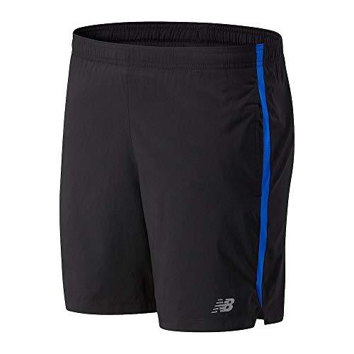 New Balance Men's Accelerate 5 Inch Running Short, Cobalt, M