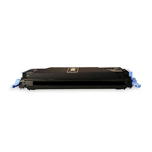 Cartucho de tóner compatible HP Q6000A de repuesto para impresoras láser HP Laserjet Pro 1600 2600n 2605 CM1015 1017, fotocopiadora, escáner, fax, color negro