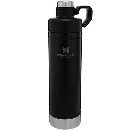 Garrafa térmica Classic Hydration Stanley, 750 ml, Matte Black