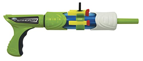 AquaForce Stingray - Pistola de Agua de juguete para niños y niñas a partir de 6 años, verde (Famosa 700012890) , color/modelo surtido