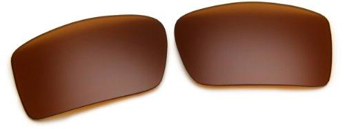 Oakley Gascan Repl Lens Kit Bronze Polarized Lentes de reemplazo para gafas...