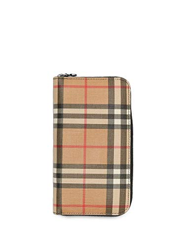 Luxury Fashion | Burberry Dames 8015118 Beige Katoen Portemonnees | Lente-zomer 20