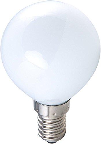 LED Leuchtmittel Tropfenform warmweiß 2700K 2,8W 300° E14 matt von Heitronic 16758