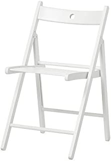 Ikea Terje - Silla Plegable, Blanco: Amazon.es: Jardín