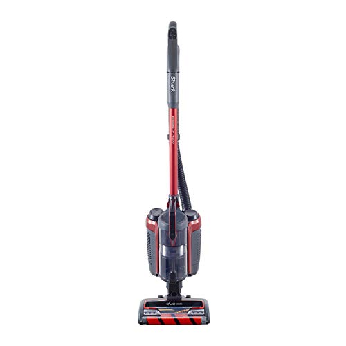 Shark Cordless Upright Vacuum Cleaner [ICZ160UKT] Anti Hair Wrap, Pet Hair, Single Battery, Red