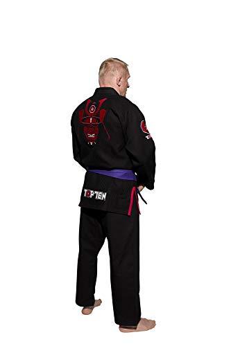 TopTen Brazilian Jiu Jitsu (BJJ) Anzug Samurai 200