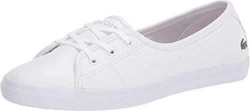 Lacoste Ziane Chunky 120 1 P White/White 9.5 M