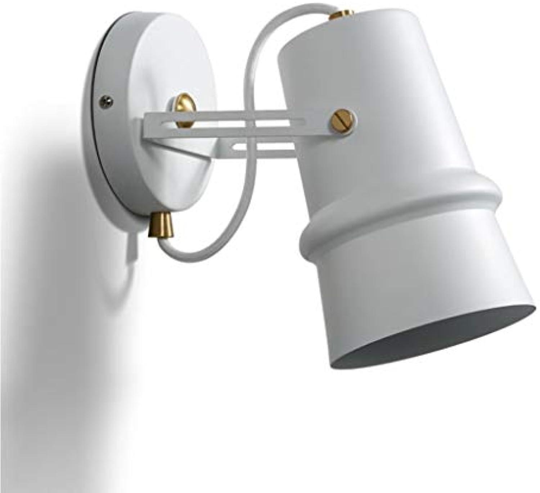 LED Wandlampe, Scheinwerfer Bett Lesen Einfach Decke Restaurant Mode Geschft Hintergrundwand (Farbe   Wei-Weies Licht)