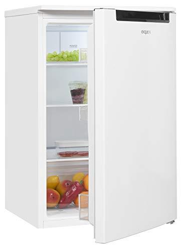 Exquisit Kühlschrank KS15-V-040E weiss | Standgerät | 124 l Volumen | Weiß