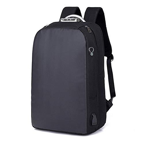 Waterproof Laptop Bag Travel Backpack Multi Function Anti Theft Bag for Men PC Backpack USB Charging,Black