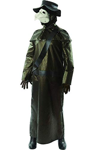ORION COSTUMES Medieval Plague Doctor Halloween Costume