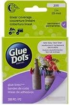 glue dot strips