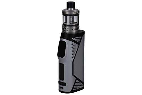 Preisvergleich Produktbild Uwell Hypercar E-Zigaretten Set mit Whirl Verdampfer - 3, 5ml Tankvolumen - Ausgangsleistung max. 80 Watt - von Uwell - Farbe: silber