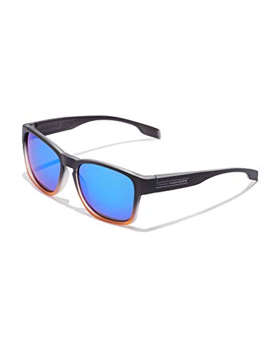 HAWKERS F18 Gafas, Gris, Adulto Unisex