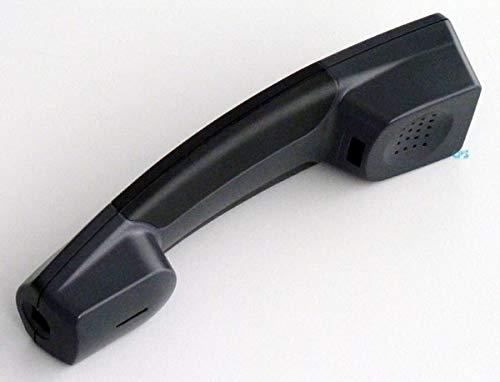 Alcatel Hörer mit Softgriff für Alcatel Reflexes 4004, 4010, 4020 und 4035, 3AK27121AB, Graphit