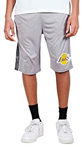 ULTRA GAME NBA APPAREL: Officially Licensed by The NBA (National Basketball Association), Ultra Game NBA features innovative designs with forward thinking graphics and textures. COMFORTABLE FIT: Made of a breathable polyester fabric, these shorts are...