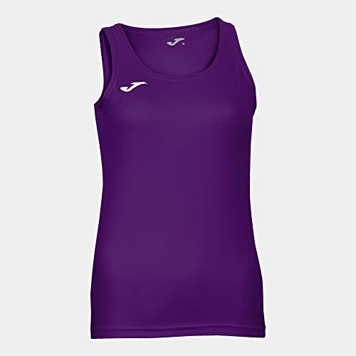 Joma 900038.550 Camiseta, Mujer, Violeta, M